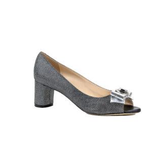 Dámská obuv na podpatku